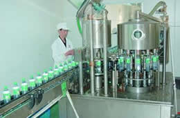 净水处理应用案例:饮品、自来水、生产用水