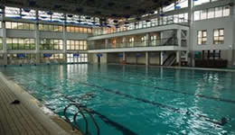 游泳池水处理以及档案室、房间消毒应用案例