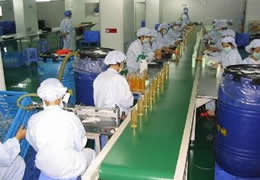 化妆品应用案例:车间、包材、生产器械